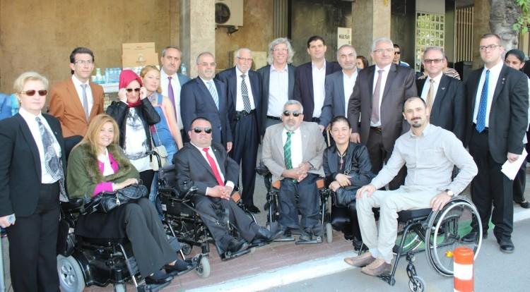 Engelliler Farkındalık Yürüyüşü